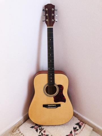 Guitarra acÚstica en perfecta condiciÓn. - foto 1
