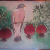 pájaro en la rama - foto 1