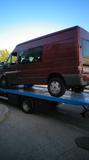 Portes Grua porta vehículo barato Madrid - foto