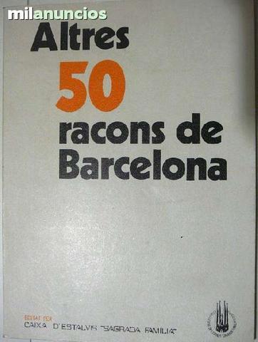 Altres 50 racons de Barcelona - foto 1
