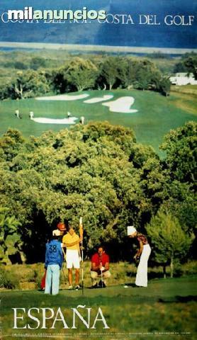 EspaÑa y golf severiano ballesteros 1970 - foto 1