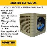VENTILADOR AXIAL MASTER BCF 230AL