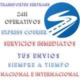 TRANSPORTES URGENTES SEVILLA MADRID