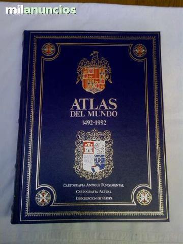 ATLAS DEL MUNDO 1492-1992 - foto 1