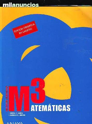 MatemÁticas 3. - foto 1