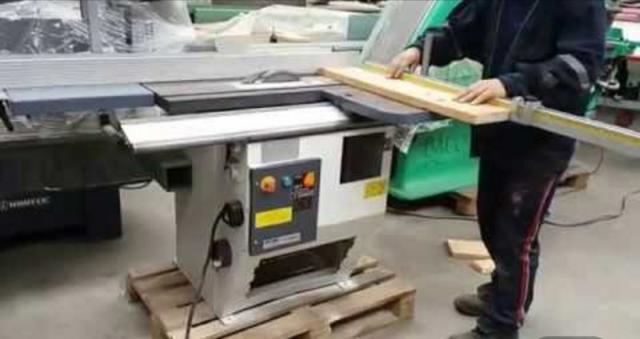 Maquina combinada de de carpintería - foto 1