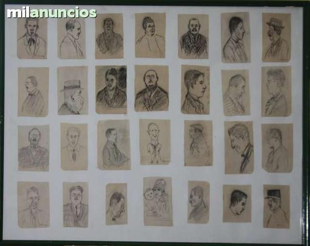 28 retratos por ricardo opisso - foto 1