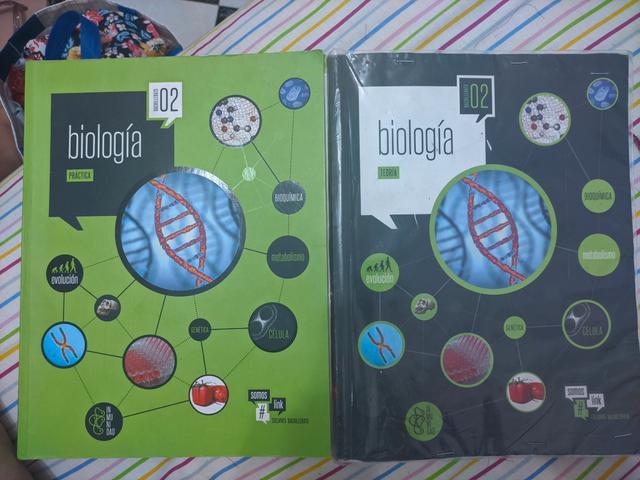 Biología segundo bachillerato  - foto 1