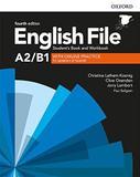 A2.B1 ENGLISH FILE 4TH EDITION OXFORD