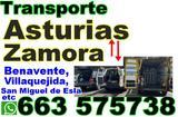portes entre asturias y zamora - foto