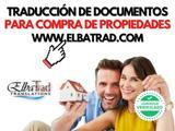TraducciÓn de compraventa propiedades - foto
