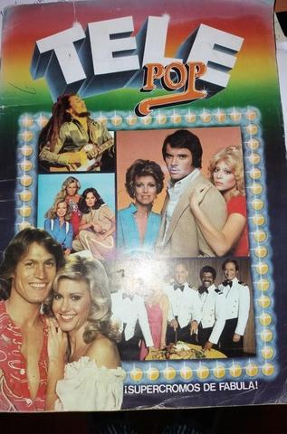 Album Tele Pop años 80. - foto 1