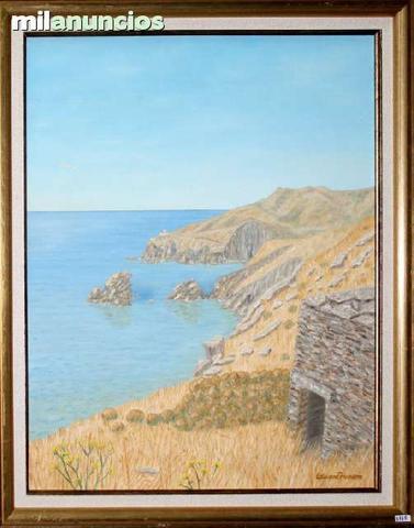 Eduard prunera - paisaje costero - foto 1