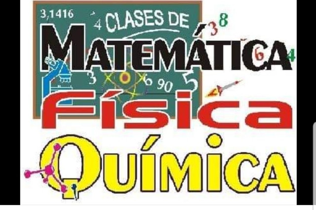 Clases on line de Matemáticas y Química. - foto 1