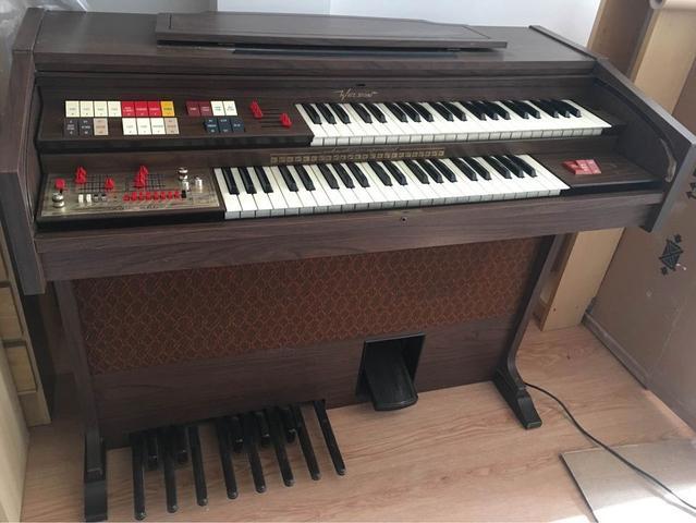 Se vende piano organo - foto 1