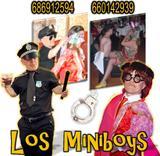 ENANO BOYS EN MADRID STRIPPER DESPEDIDAS - foto
