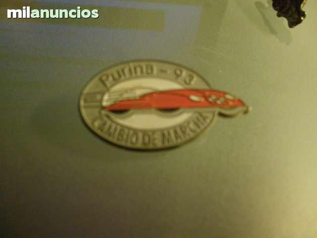pin Purina 1993,  Cambio de marcha - foto 1