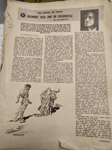 Coleccionable 1960 belmonte 42 hojas - foto 1