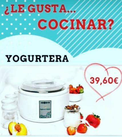 yogurtera - foto 1