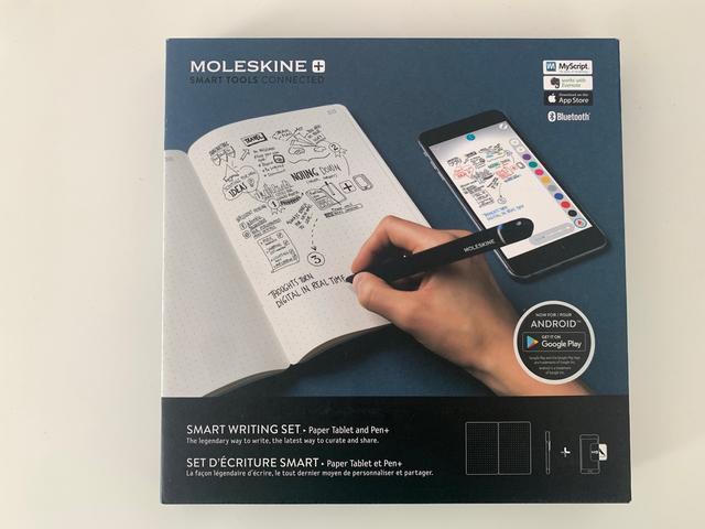 MOLESKINE Paper Escritura Digital - foto 1