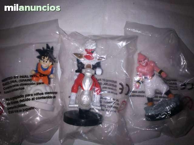 Figuras Goku - foto 1