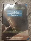 OFICIALES ADMINISTRACIóN JUSTICIA. TEMAR