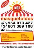 Masquetoldos ® 7 años de garantia  - foto
