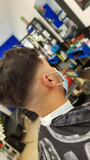 peluquero a domicilio - foto