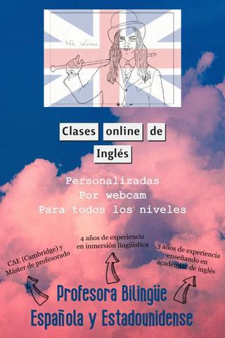 Clases online de inglés - foto 1