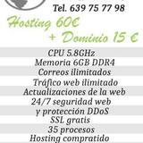 Alojamiento web y dominios - foto
