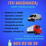 transportes - mudanzas - foto