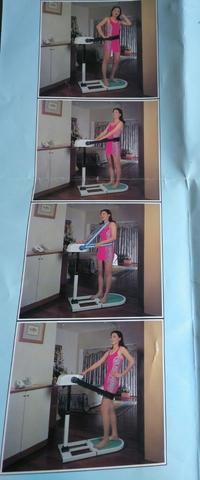 Quema grasa y masaje 6 velocidades - foto 1