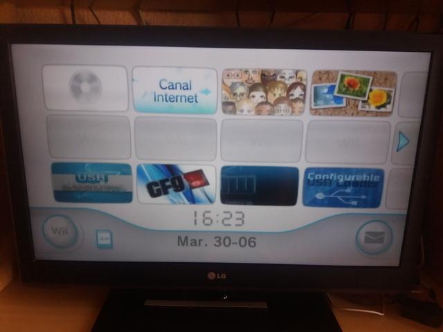 Wii  modificada - foto 1
