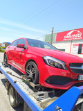 Grua porta vehículos económico Madrid - foto