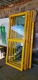 Puerta galvanizada de 4 hojas doble cerr - foto