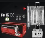Focos HPS 1000w y pantallas LED - foto