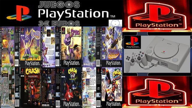 Juegos piratas PlayStation® 1 133 - foto 1
