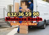 MUDANZAS BARATAS CALELLA - foto