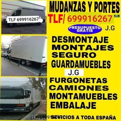 Mudanzas Madrid tlf 699916267 portes - foto 1