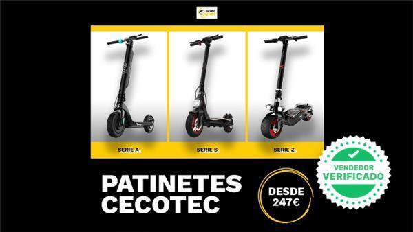 Patinetes Cecotec - foto 1