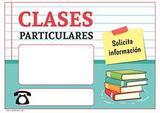 CLASES PARTICULARES ECONÓMICAS