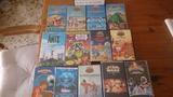 PELICULAS VIDEO VHS 33 UNIDADES