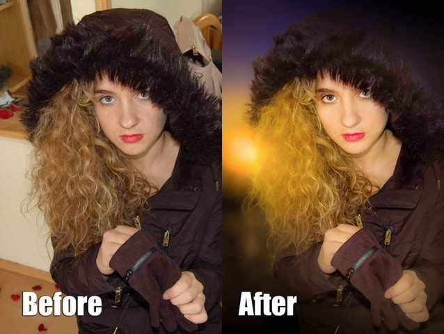 *****Retoques fotográficos en Photoshop  - foto 1