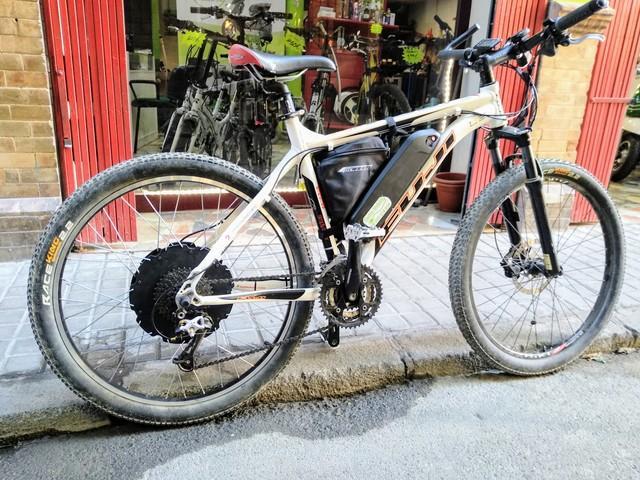 bicicleta MTB - foto 1