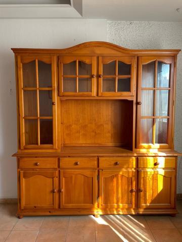 Mueble y mesita noche provenzal - foto 1