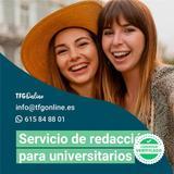 SERVICIO DE REDACCIóN