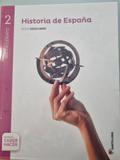HISTORIA DE ESPAÑA 2 BACHILLER
