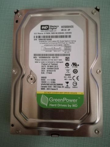 Disco duro 500 GB - foto 1