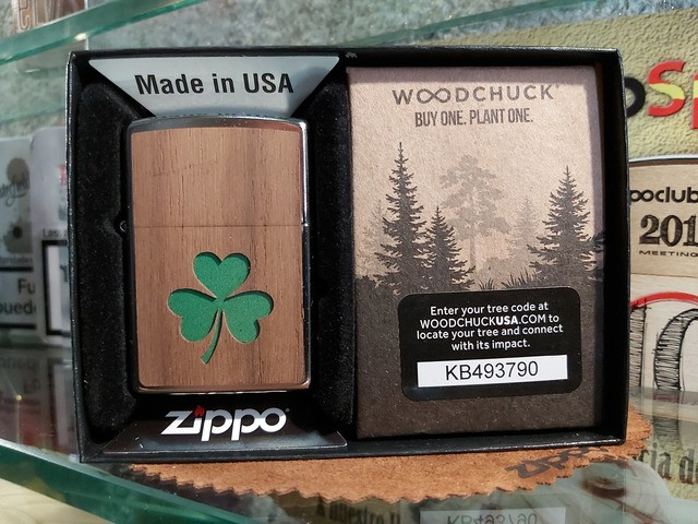 Zippos Woodchuck - foto 1