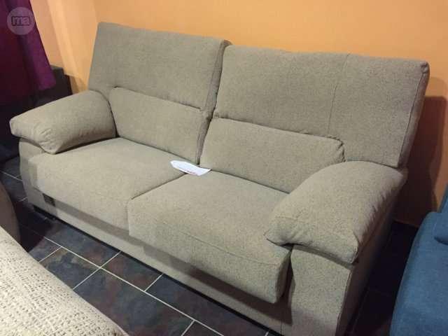 sofa 3 plazas nuevo - foto 1